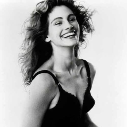julia roberts long curly hairstyles