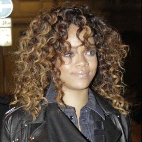 50 Celebrity Inspired Long Curly Hairstyles - My New Hairstyles