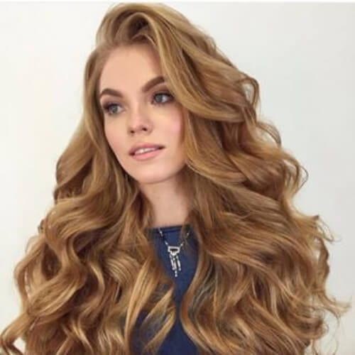 45 Yummy Honey Brown Hair Ideas - My New Hairstyles