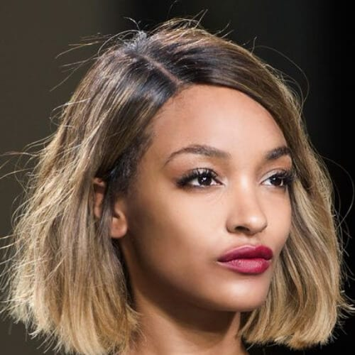 frizzy short haircuts for straight hair