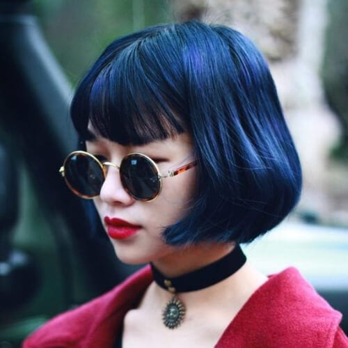 hipster short haircuts for straight hair
