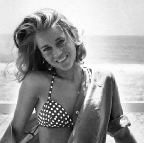 beach hair 1966 jane fonda hairstyles