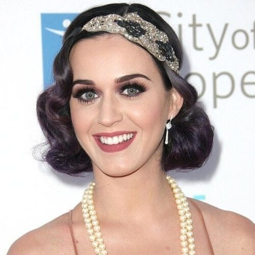 1920s katy perry hairstyles