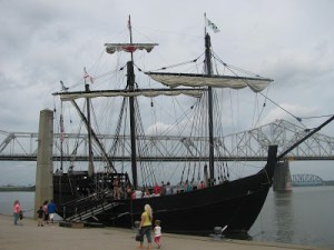 The Nina, the Pinta, and the Teachable Moment