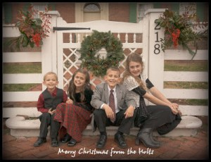 A Christmas Letter 2012