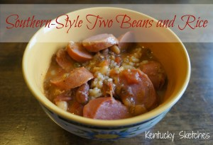 Southern-Style Two Beans and Rice