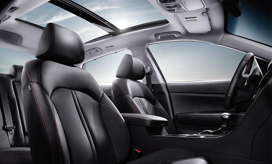 2016 Kia Optima SXL Turbo Review