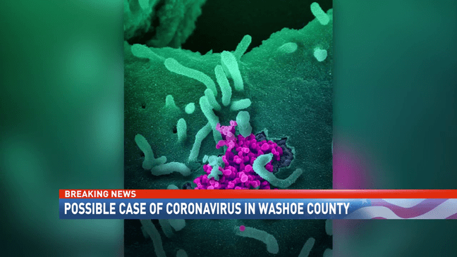 First presumptive positive case of coronavirus reported in Washoe ...
