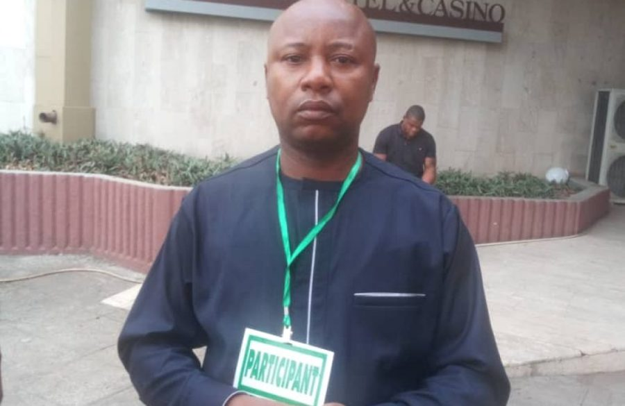 Simon Ebegbulem, Commissioner for Special Project