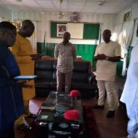 Mbaitoli TC Chairman John Eke Dedicates Office ...thanks Gov Uzodinma for appointing him