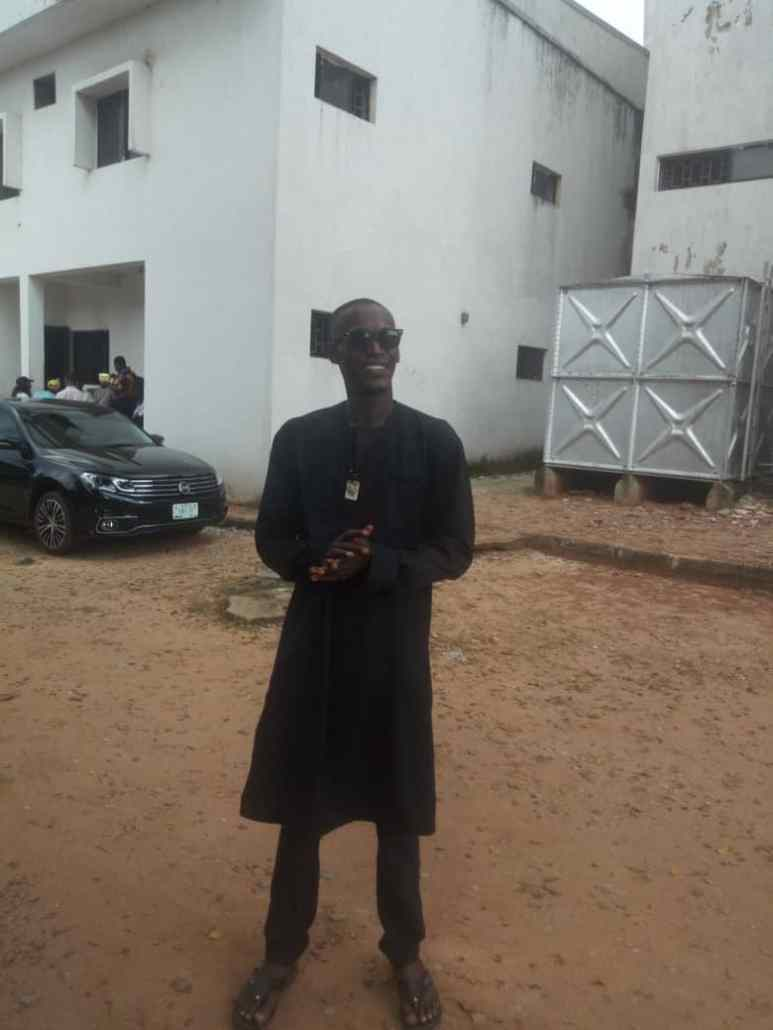 Akeru Ben, Oguta Ameshi Youth President