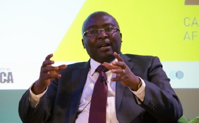 Bawumia Uncovers GH¢7billion undisclosed expenditure by NDC gov't