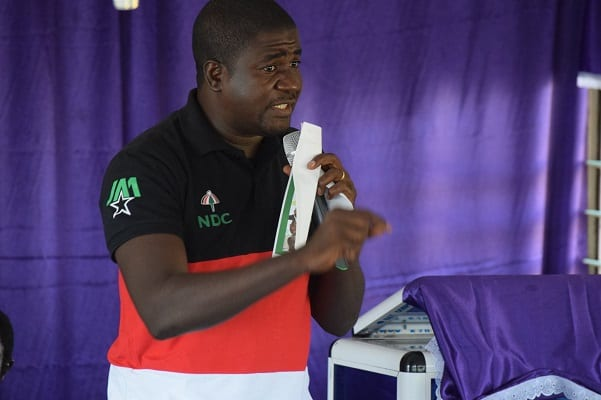 Stop blaming me, we all contributed to NDC's defeat-Sidii Abubakar