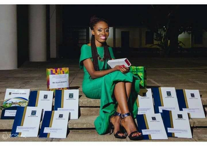 Former YAGSHS student sweeps 10 Awards from UG Medical School