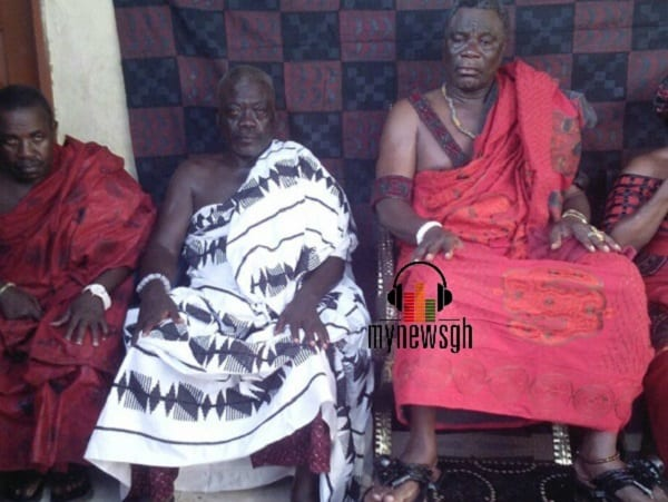 I'm the legitimate Ga Mantse, Others are Fake-New Chief