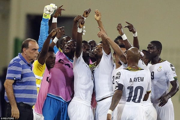 I succeeded a Fragmented Black Stars-Avram Grant