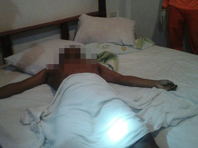 Man 64, dies of overdose of 'Libido Booster'