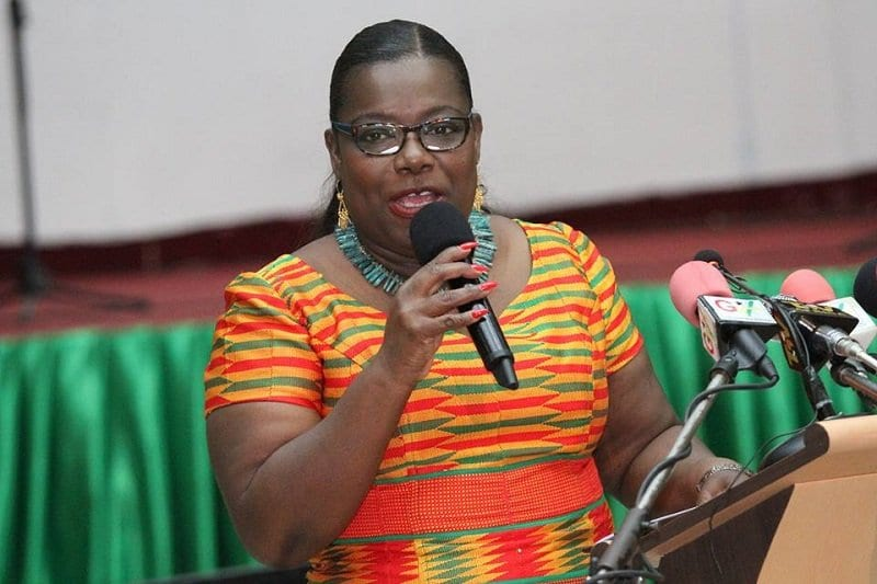 Oye Lithur Condemns Sexual Assault on Suspected Female Thief