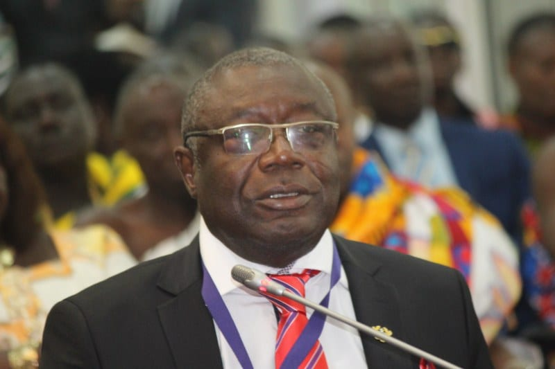 Western Region is 'blessed and cursed'-Dr. Afriyie