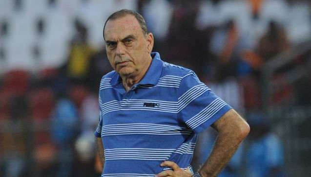 Avram Grant leaves Black Stars post with 21 days to end contract