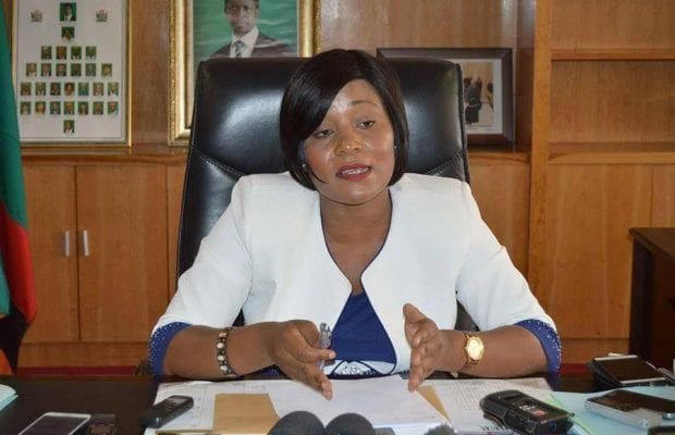 I'm no longer a prostitute – Information Minister