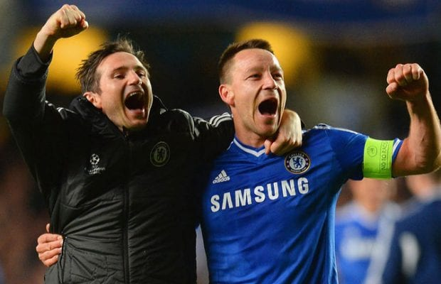 Lampard is Chelsea's greatest player ever – John Terry