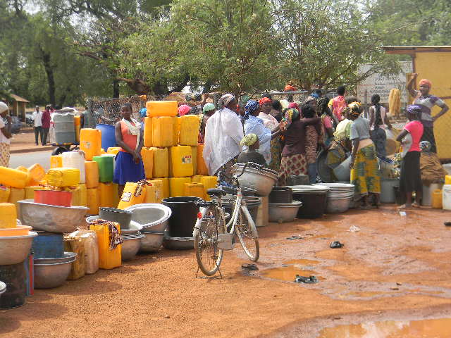 Water Crises Hits Tumu as 92 boreholes breakdown