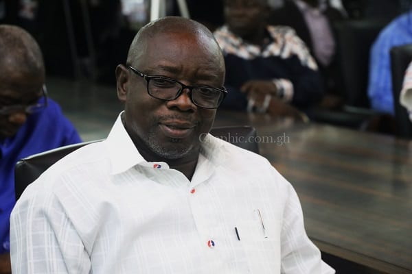 Why I Chaired Regional Security Meeting-Minister-Designate