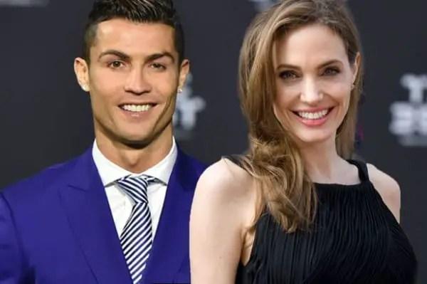 Cristiano Ronaldo to make TV acting debut alongside Angelina Jolie