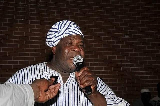 NPP Regional Contest: Bugri Naabu runs to Nayiri; wants spirits invoked