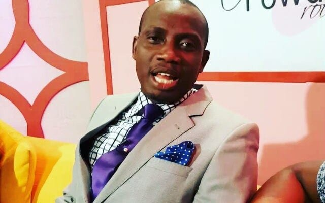 NAYAS does older men; Ernest Opoku should not accept the pregnancy – Lutterodt