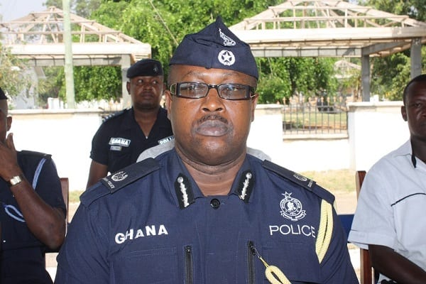 COP Kofi Boakye, 20 others affected in latest police shake up
