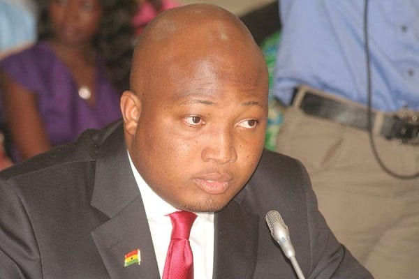 'Thief and lying' Ablakwa has no 'balls' to speak about corruption in NPP- Minister