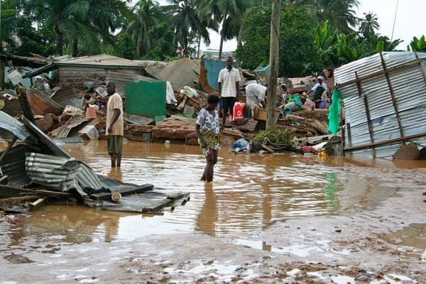 NADMO assessing extent of havoc caused by Accra rainstorm