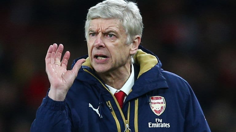 Wenger plays down talk of Arsenal exit