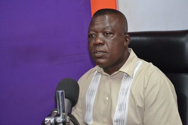 Joseph Naabu, others want popularity-Former Minister