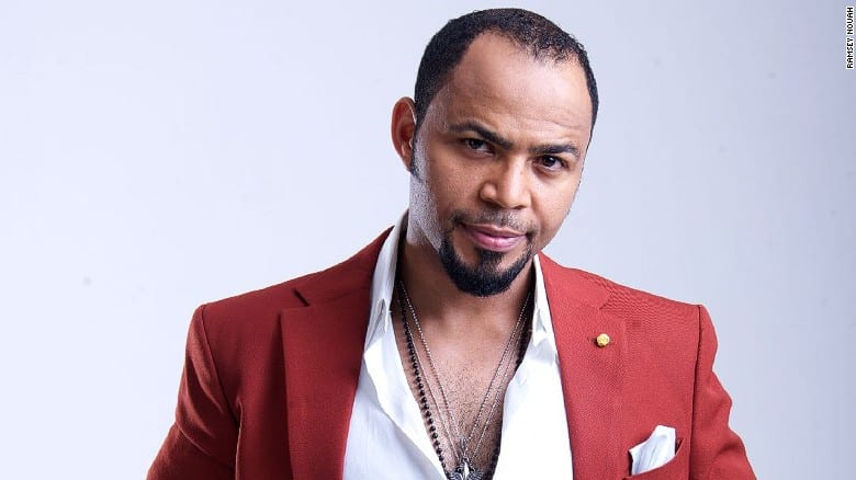 My wife isn't bothered when I kiss girls in movies – Ramsey Nouah