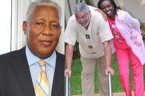 ET Mensah Attacking NDC officers to win the heart of Rawlings-Governance Expert