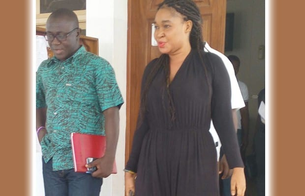 March 16 set as Judgment Day for Queenie Akuffo the Alleged Lesbian