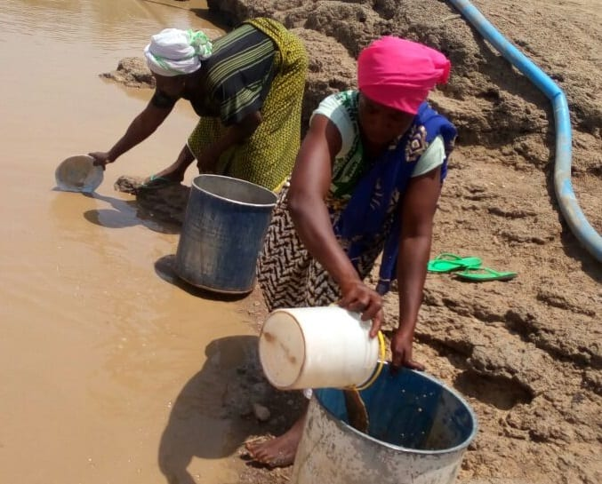We can't marry because we lack clean water-Pishegu Residents