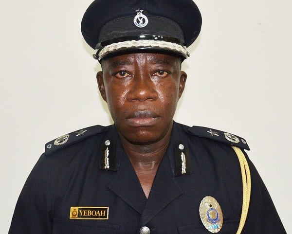 Bad Roads Affecting Crime Prevention-COP Ken Yeboah
