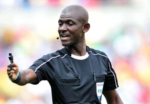 AUDIO: Banned Referee Joseph Lamptey Ghana's Best- Alex Quartey