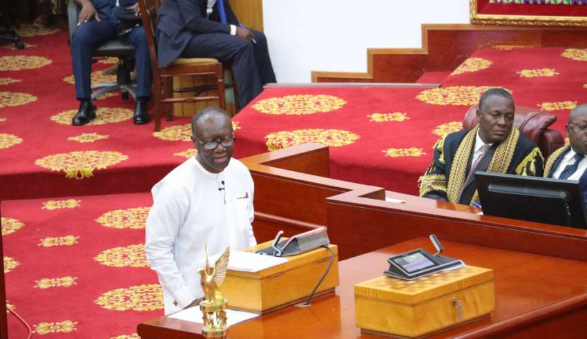 Full TEXT:2017 Budget statement presented to Parliament