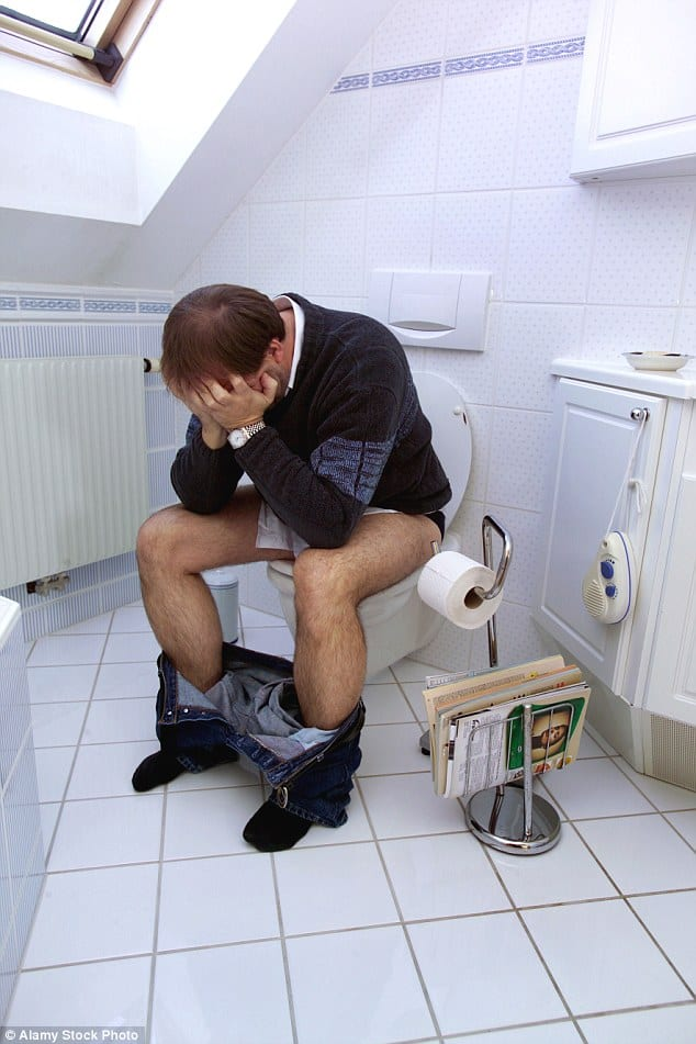 Early morning poo, one single good habit which will prevent lots of misery