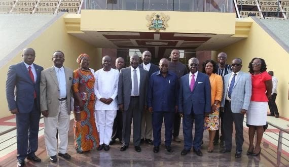 Reduce Remuneration of Ministers to Protect State Coffers-Akufo-Addo told