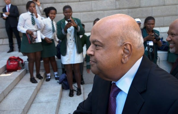 South Africa's Zuma summons Gordhan from London