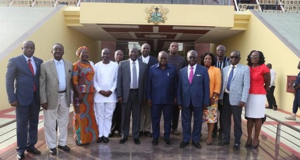 Your 110 ministers are too many, reduce the number –CDD tells Akufo-Addo
