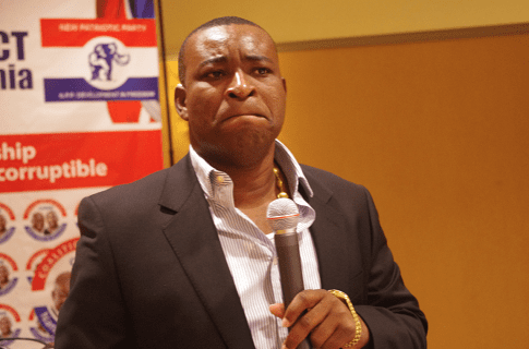 NDC instigating Kwabena Agyapong's law suit against me-Wontumi cries