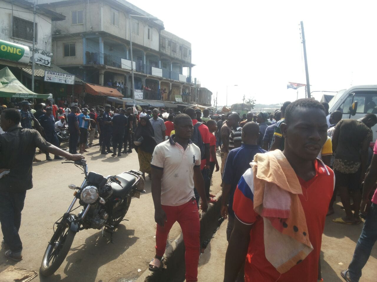 Police hunt for more suspects of bloody Alabar NPP, NDC clashes