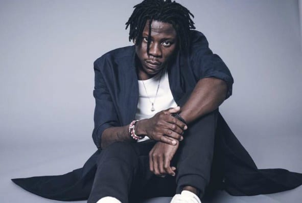 This throwback photo of Stonebwoy will tell you God is not dead